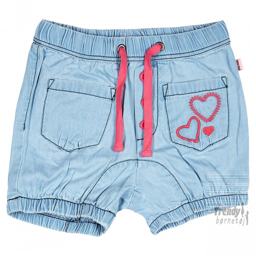 Me Too Bomulds shorts-3