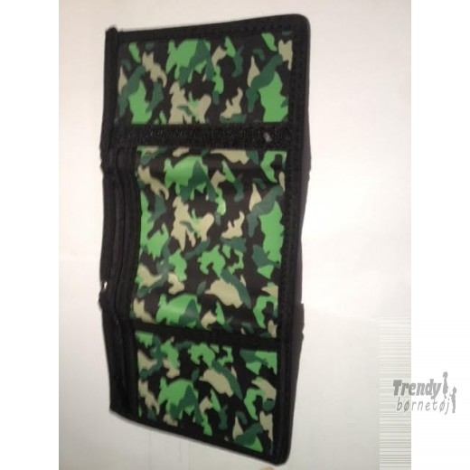 Army velcro pung-3