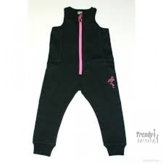 kids-up sort jumpsuit str 3 år-33
