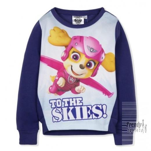PawPatrolSweatshirtmeddenflyvendehund-31