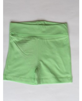 Kids-up shorts i lime grøn-20
