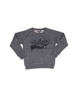 Native sweat shirt i grå med Buffalo logo-20