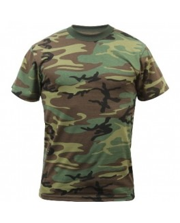 Jeff army t-shirt med all over print-20