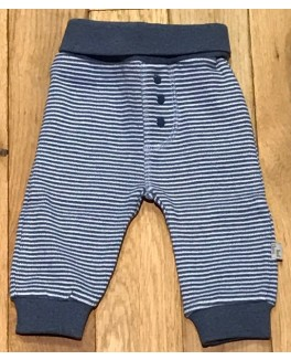 Hust and Claire sweat pants med striber-20