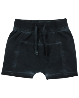 small rags shorts i marineblå med snor-20