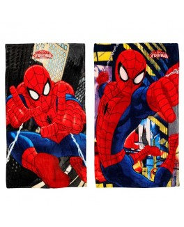 SPIDERMAN FLEECE TÆPPE 100 * 140 CM-20