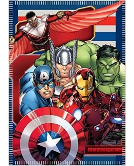 AVENGERS FLEECE BLANKET-20
