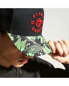 Firstgrade Cap Army Monkey god snapback !-20