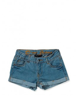 Denim cowbuy shorts fra d-xel item 4304898-20