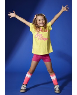 Kids-up short i pink-20