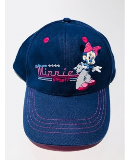 cap i blå med minnie mouse design-20