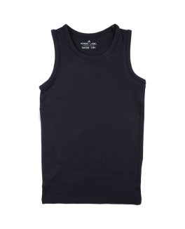 NORDIC LABEL TANK TOP / UNDERTRØJE NAVY-20