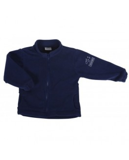 OCEAN Fleece-jakke junior i navy-20