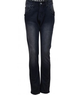 ADDTOBAG JEANS I STRETCH MED FORVASKET EFFEKT MODEL REGULAR i SORT-20