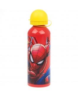 Spidermandrikkedunkirdmedgulprop500ml-20