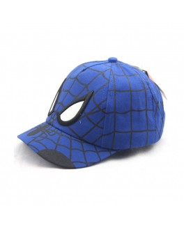 Spiderman cap i blå-20