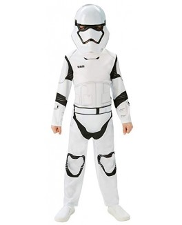 Star Wars kostume model stormtrop str 5-6 år-20
