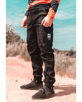 "FIRSTGRADE ""TECH"" PANTS BLACK-20"