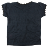 Small rags navy t-shirt-0