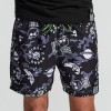 Firstgrade bade shorts i all over print i sort army-02