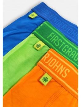 FirstgradeUltra komfortable bambus underbukser i 3 forskellige farver.