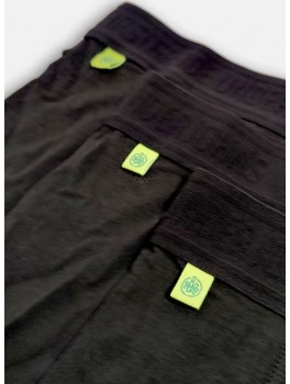 FirstgradeUltra komfortable bambus underbukser i sort farver.